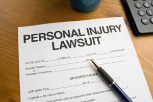 Personal Injury Lawsuit Pic