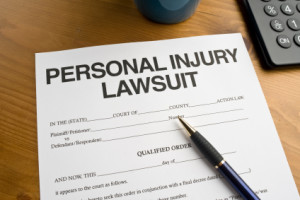 Personal Injury Lawsuit Pic